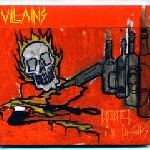 villains - drenched in poisons