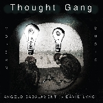 thought gang (badalamenti - lynch) - thought gang (steel vinyl)