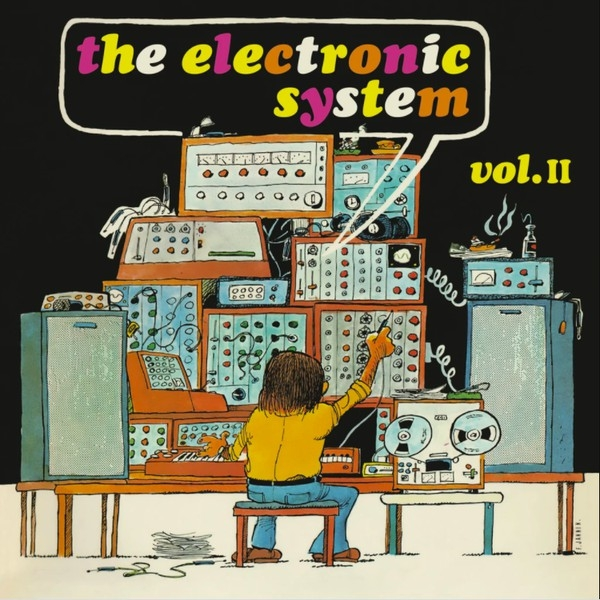 The Electronic System - Vol. II - (yellow color vinyl)