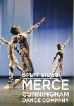 merce cunningham dance company - split sides