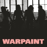 warpaint - heads up (pink & black)