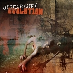 disharmony - evolution