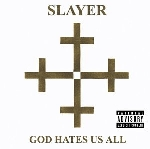 slayer - god hates us all (180 gr.)