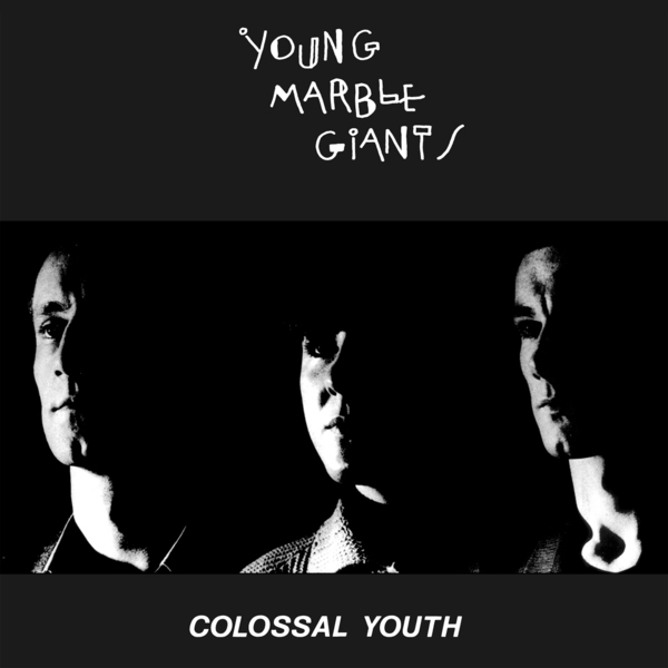 Young Marble Giants - Colossal Youth  (40th anniversary ltd. clear vinyl edition)
