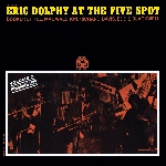 eric dolphy - at the five spot, vol.2
