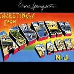 bruce springsteen - greetings from asbury park, n.j. (record store day 2015 release)