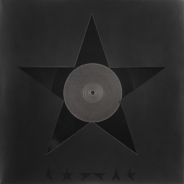 david bowie - ★ (blackstar) - (celebrate pressing 180gr.)