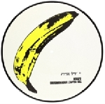 the velvet underground & nico - andy warhol (picture disc)
