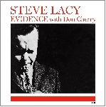 steve lacy - evidence with don cherry