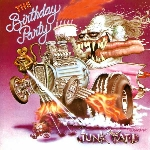 the birthday party - junkyard (180 gr. lavender ltd. 500)