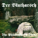 der blutharsch - the philosopher's stone (phosphorescent wax)