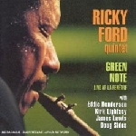 ricky ford quintet - green note