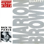 marion brown quartet - back to paris