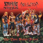 storming steels / hellwitch - the twin bestial forces