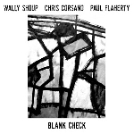 Wally Shoup - blank check