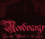 nordvargr - for the blood is the life
