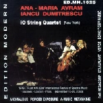 ana-maria avram - iancu dumitrescu - 10 strings quartet (new york) - live in spectrum XXI (2008)