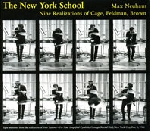 max neuhaus - the new york school