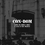 con-dom - live in japan 2003