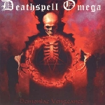 deathspell omega / moonblood - split cd