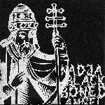 nadja / black boned angel - christ send light