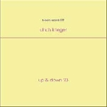 ulrich krieger - up & down 23