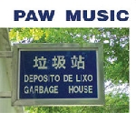 paw music - én - quentin rollet - ahad - deposito de lixo garbage house