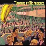 bananas at the audience - staring at the surface