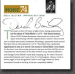 derek bailey - more 74 solo guitar improvisations