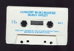 derek bailey - concert in milwaukee