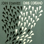 john edwards - chris corsano - tsk tsking