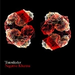 totenlieder - negative kharma (red wax)
