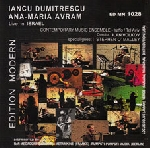 iancu dumitrescu - ana-maria avram - live in israel (contemporary music ensemble + stephen o'malley) - liminal involvement I