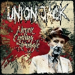 union jack - never ending struggle (colored vinyl)