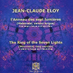 jean-claude eloy - l'anneau des sept lumières / the ring of the seven lights