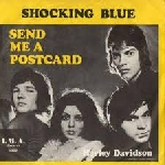shocking blue - send me a postcard (rsd 2014)