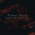 robert rich - premonitions 1980-1985
