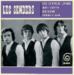 les senders - les cheveux longs (purple vinyl)