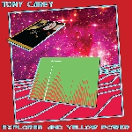 tony carey - explorer and yellow power (both lps on 160 gr. high quality colored vinyl, lp-1 green / lp-2 baby blue)