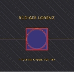 rüdiger lorenz - the syntape years 1981 - 1983