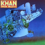 khan - space shanty (180 gr.)
