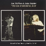 joe mcphee - john snyder - to be continued