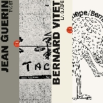 jean guérin / bernard vitet - futura reissue series bundle #2 (black)