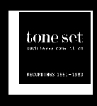 the tone set - recordings 1981-1983 (galen herod)