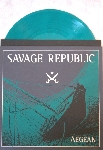 savage republic - aegean (limited edition colored vinyl)