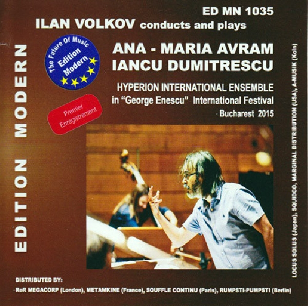 ana-maria avram - iancu dumitrescu - ilan volkov conducts and plays