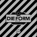 die form - die form ÷ hurt (red)