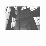 hexa (lawrence english / jamie stewart) - factory photographs
