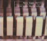 niels viggo bentzon - solo piano improvisation