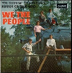 we the people - you burn me up and down / mirror of your mind (color printed)